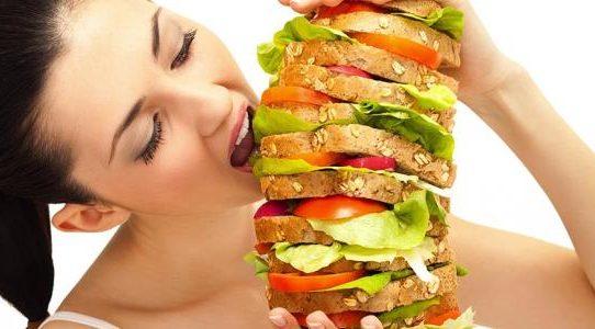 مهمة لزيادة الوزن 542x300 - طرق سهلة وسريعة لزيادة الوزن وخلطات طبيعيه لتسمين الوجه