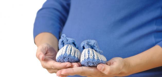 الحمل بذكر - علامات الحمل في ذكر  وهل تشهين تلك الأطعمه ؟