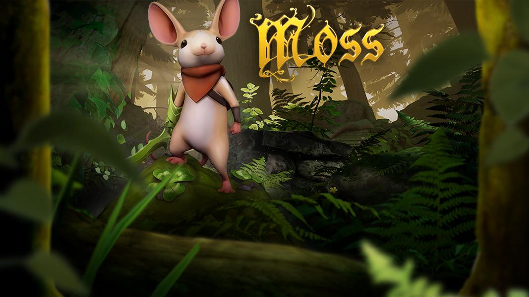 بلاس استيشن 4 2018 الانغماس في عالم Moss - جديد بلاس استيشن 4 (2018) الانغماس في عالم Moss
