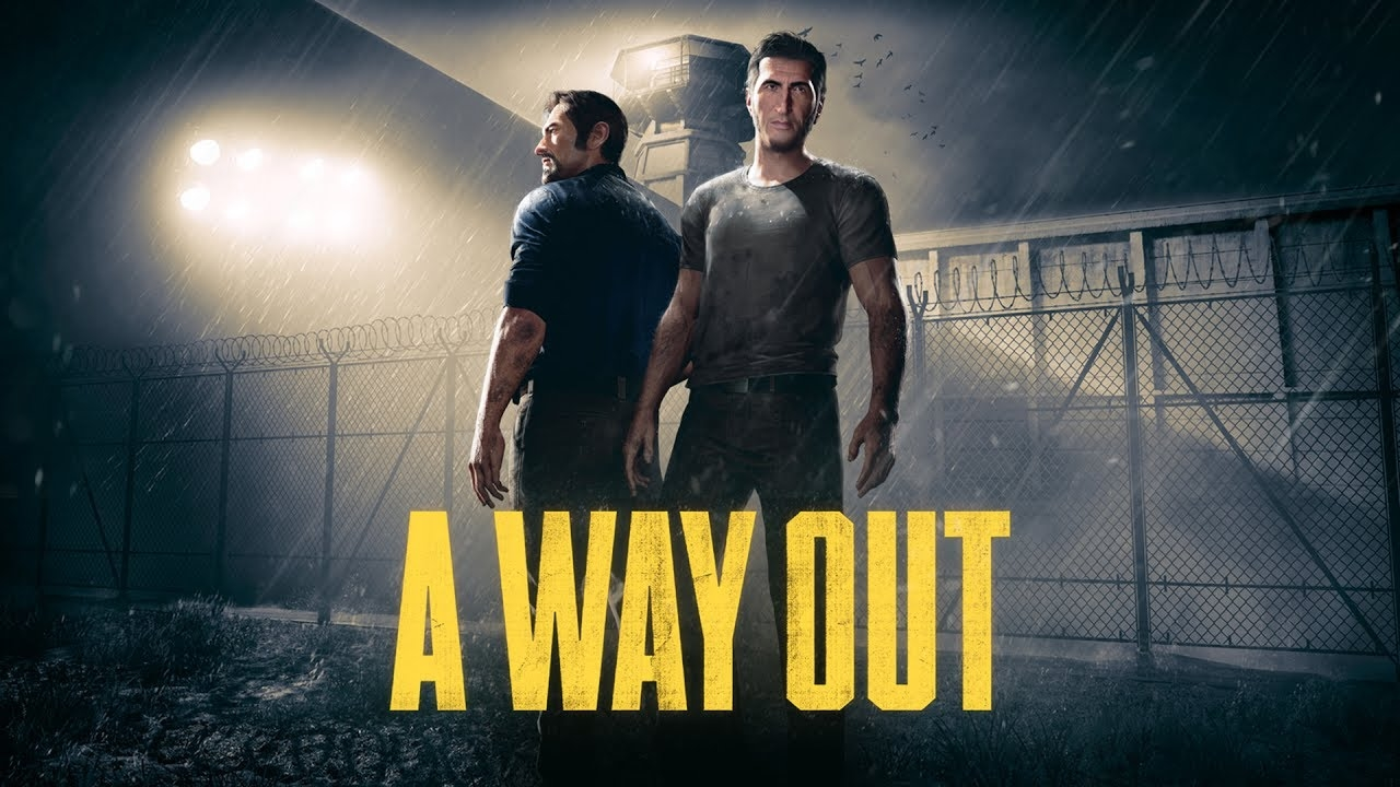 هروب من السجن تأتيكم في 2018 Escape prison in A Way Out next 23 March - لعبة هروب من السجن تأتيكم في 2018 ( Escape prison in 'A Way Out' next 23 March)