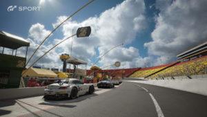 Gran Turismo Sport من بلاي استيشن 4 300x169 - لعبة Gran Turismo Sport من بلاي استيشن 4