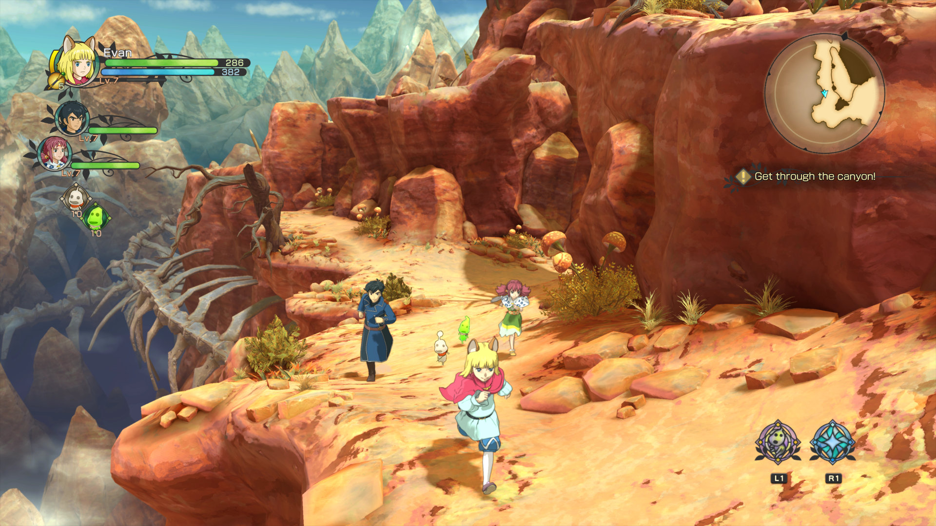 ni no kuni 2 revenant kingdom screen 06 ps4 eu 12dec16 - جديد لعبة Ni No Kuni II: Revenant Kingdom 2018