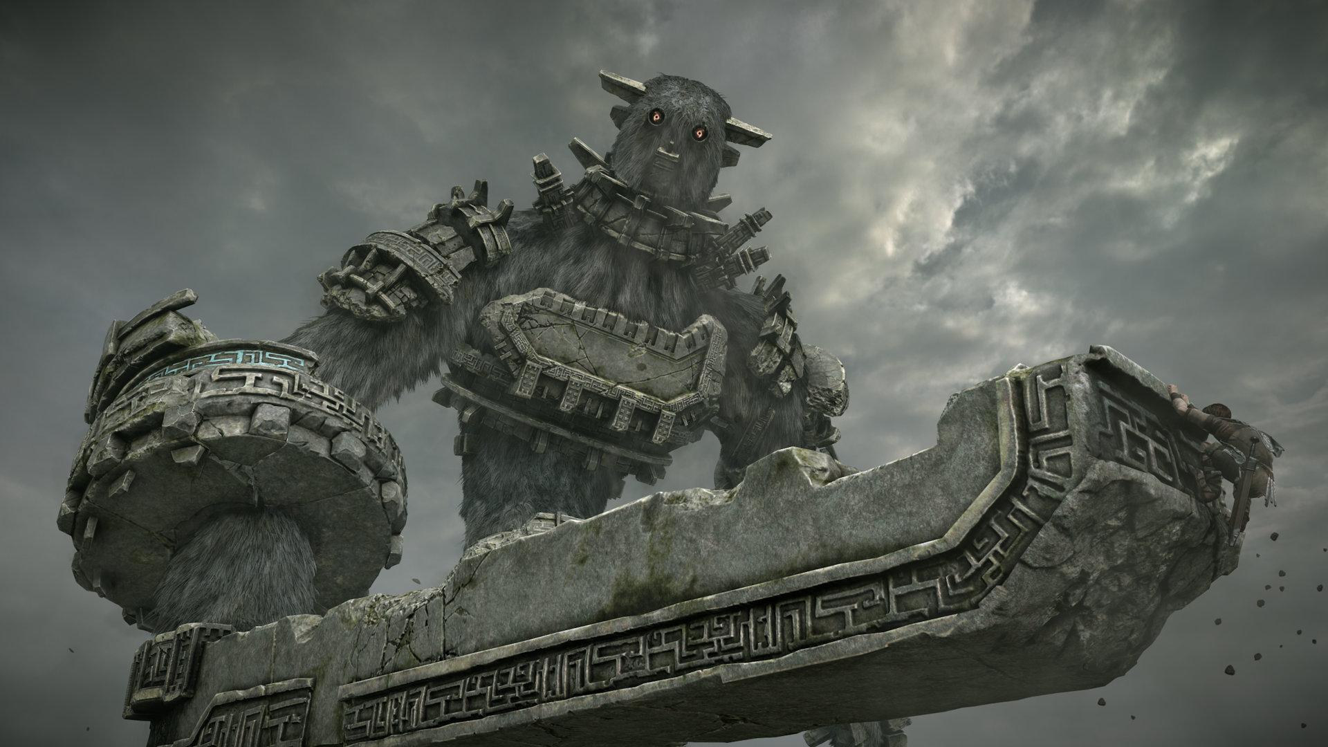 shadow of the colossus screen 01 ps4 eu 30oct17 - جديد لعبة في ظلال العمالقة 2018 (Shadow of the Colossus)