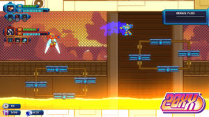 20xx screen 05 ps4 us 11dec17 300x169 - جديد بلاي استيشن (20XX ( If you like roguelikes or Mega Man, 20XX is for you