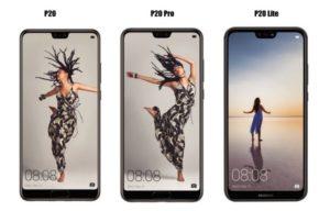 Huawei P20 vs Huawei P20 Pro vs Huawei P20 Lite 696x445 300x192 - جديد هواوي P20 و P20 Pro المنافس Samsung Galaxy S9