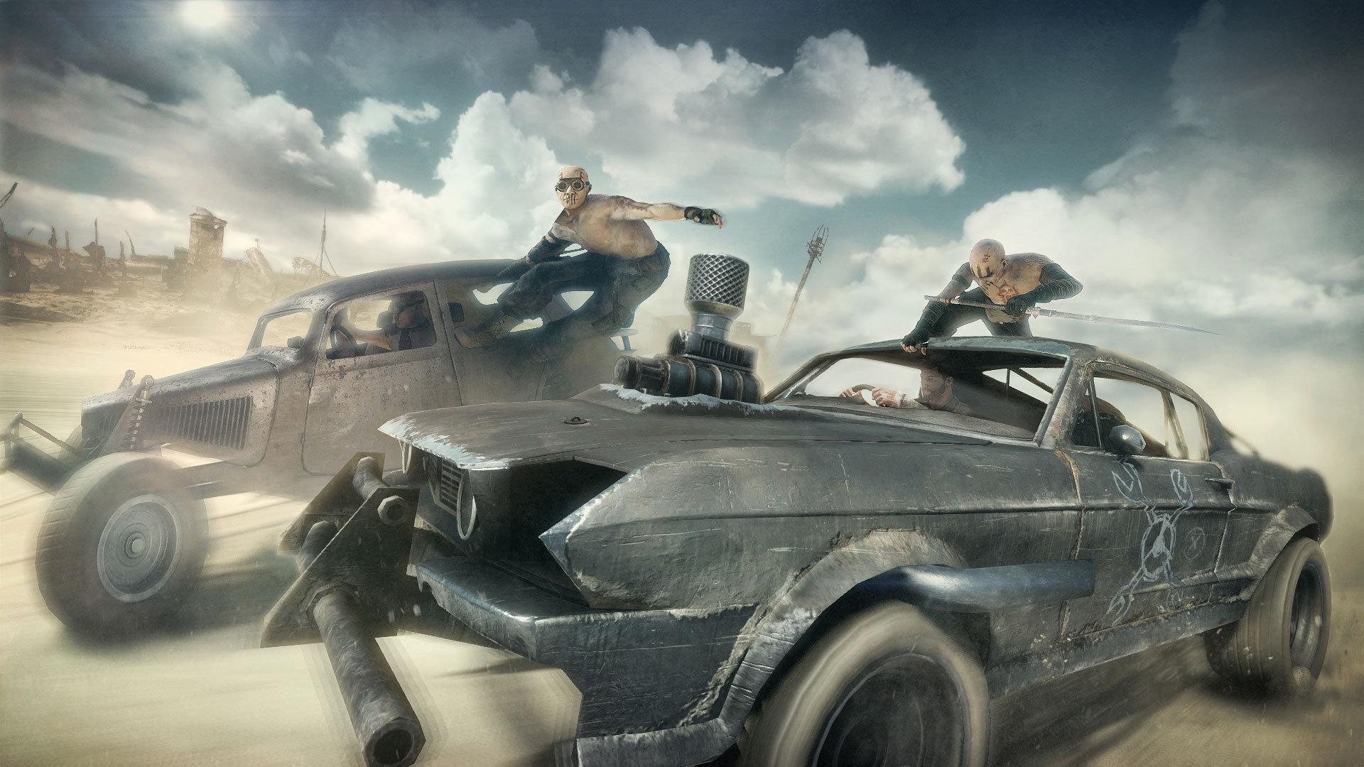 mad max screen 03 ps4 eu 01oct15 - جديد لعبة Mad Max