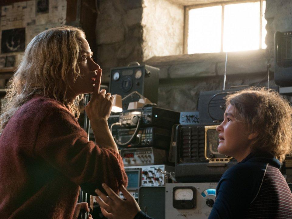 """12 أشياء لم تكن تعرفها عن صنع فيلم الرعب A Quiet Place7 - 12 أشياء لم تكن تعرفها عن صنع فيلم الرعب """"A Quiet Place"""""""