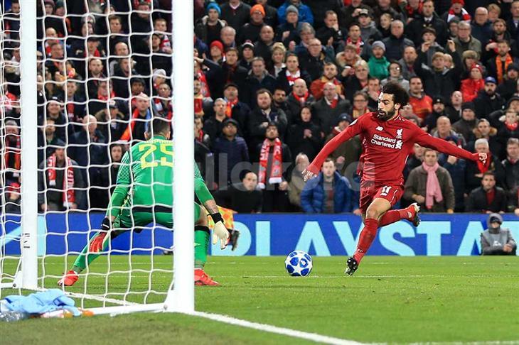 بعد الفوز بجائزة BBC - صلاح بعد الفوز بجائزة BBC: أريد تحقيق لقب مع ليفربول