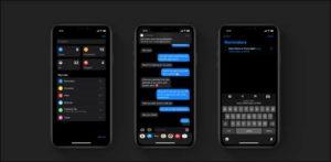 images 12 300x147 - iOS 13 مقابل Android 10 -كيف تتطابق Apple و Google