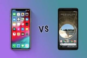 images 5 300x200 - iOS 13 مقابل Android 10 -كيف تتطابق Apple و Google