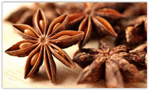 Anis étoilé 300x181 - Excellent natural recipe based on anise seeds to remove wrinkles