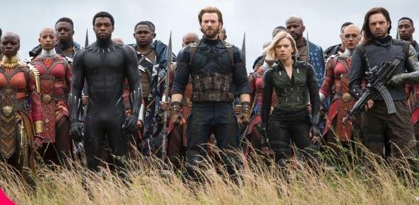 Avengers e1526689519916 - ديزني تعلن عن أربعة أفلام مارفل لعام 2023