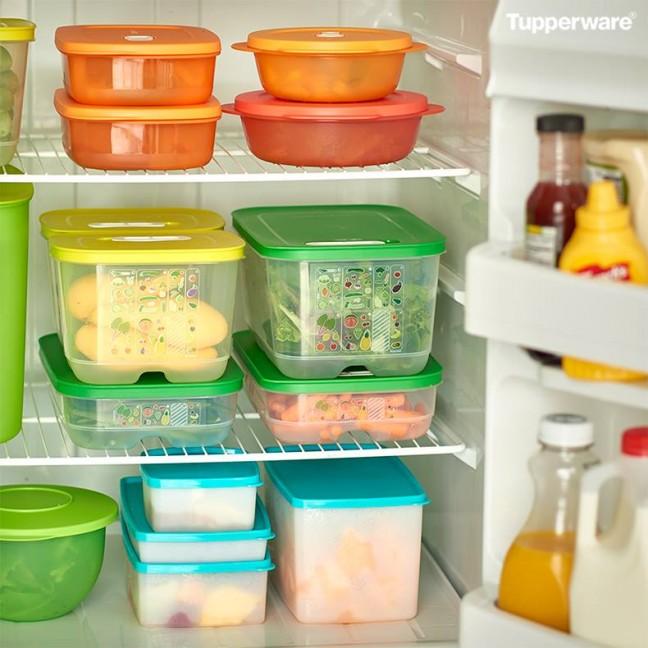 Frigo Tupperware 648x648 - Ne jamais mettre son gallon de lait dans la porte du réfrigérateur