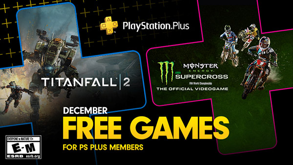 PS Plus December 2019 11 27 19 - PS4's Free PS Plus Games For December 2019 Announced