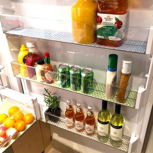 condiments dans la porte du refrigerateur - Never put your gallon of milk in the refrigerator door