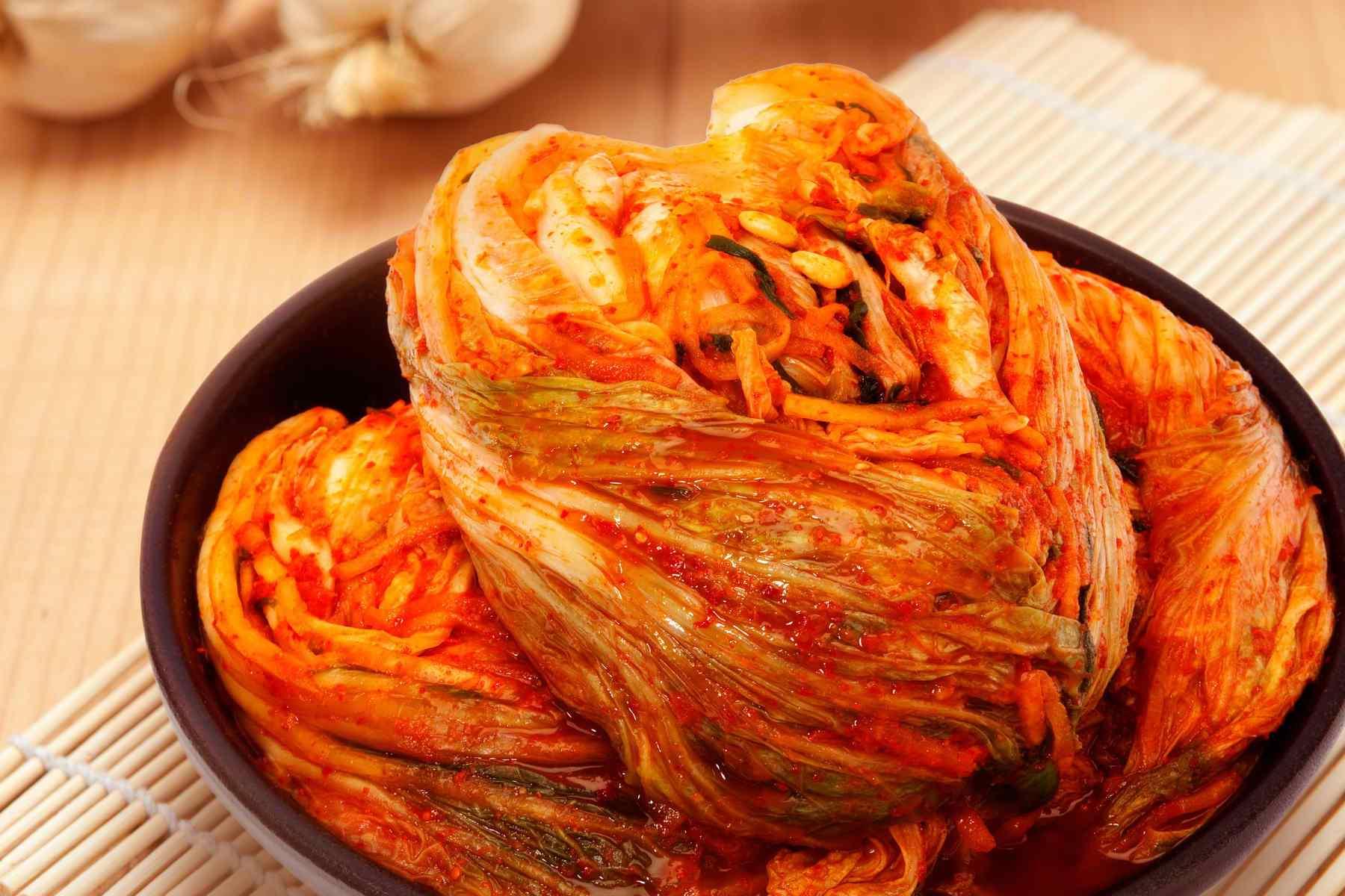 kimchi coree probiotique naturel - The benefits of kichmi for health