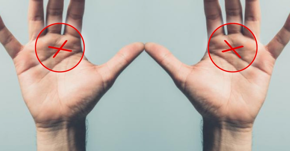 paumes e89886fac7e8f071365ed2f621dbe391e3550984 - This is what the letter X on your palm means