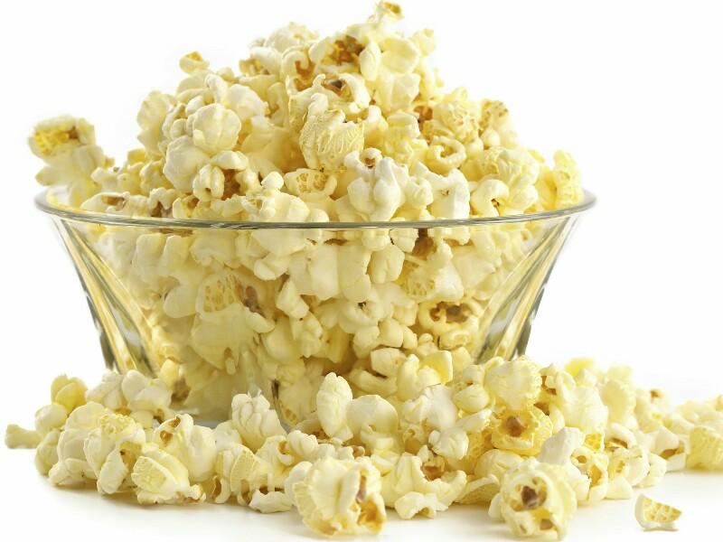 6 bienfaits improbables que procure le pop corn à votre santé - 6 فوائد للفشار لصحتك لم تعرفها من قبل