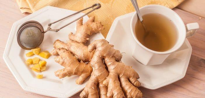 Ajoutez le gingembre à votre régime alimentaire et profitez de ses nombreux avantages - Add ginger to your diet and enjoy its many benefits