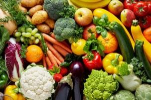 Fruits légumes protégé bicarbonate de sodium 1 - إليك طريقة معرفة ما إذا كانت الفواكه والخضروات عضوية ويمكن أكلها بأمان