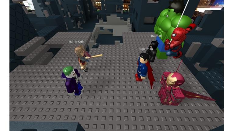 Superhero2 الابطال الخارقين - Superhero2 الابطال الخارقين