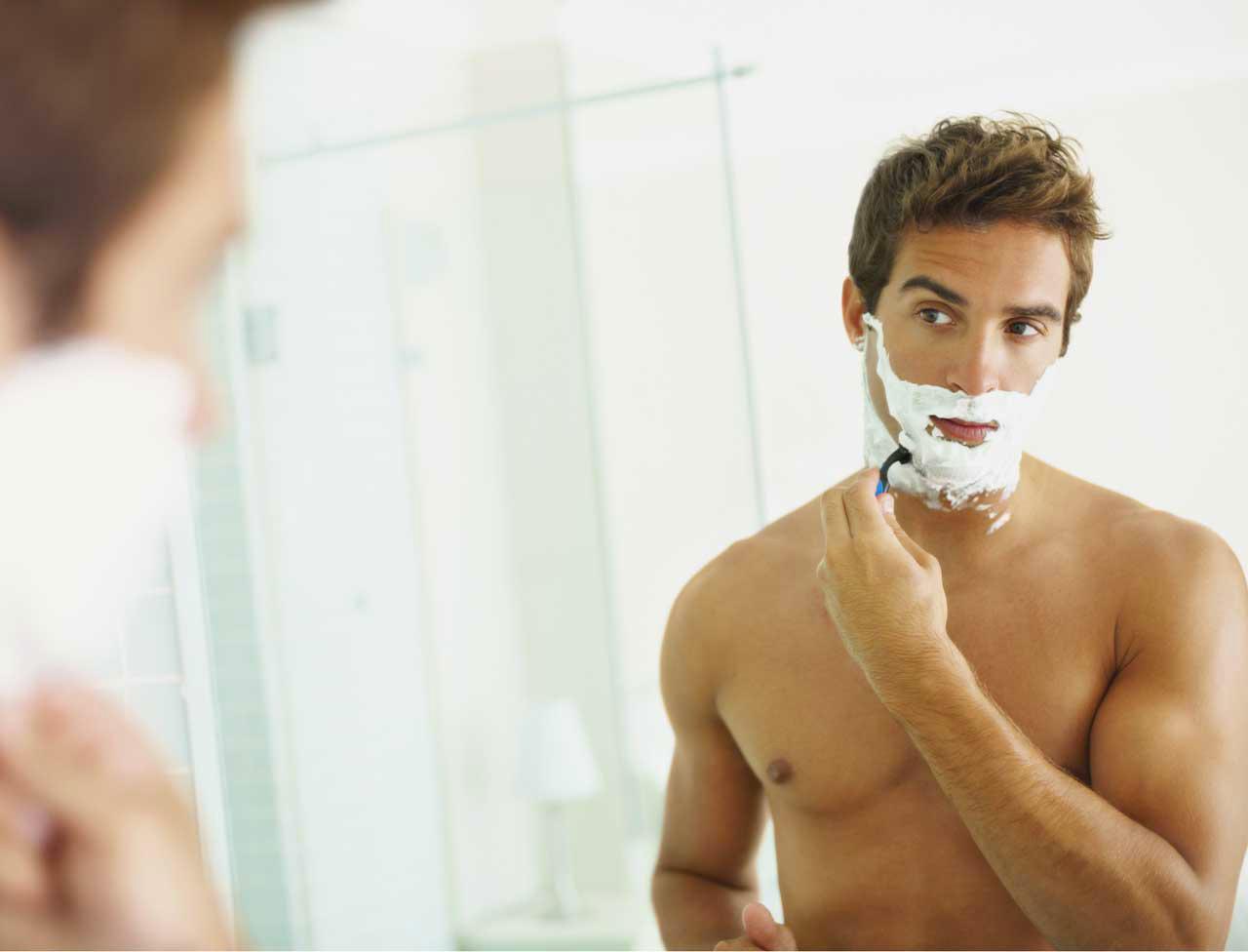 Conseils pour bien se raser - Tips for shaving well