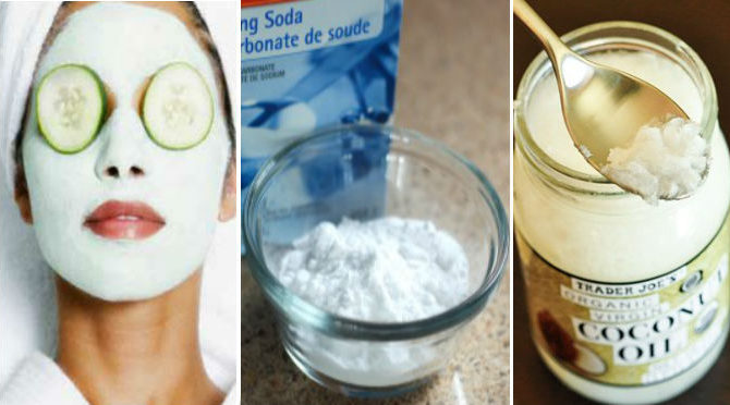 ob ce309e baking soda for perfect skin 670x372 - Here's how to apply baking soda to the skin