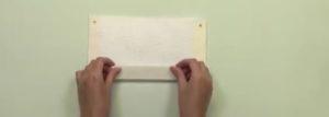 14 300x107 - وفر قناعك بنفسك؟.. شاهد : طرق صناعة الكمامات في المنزل