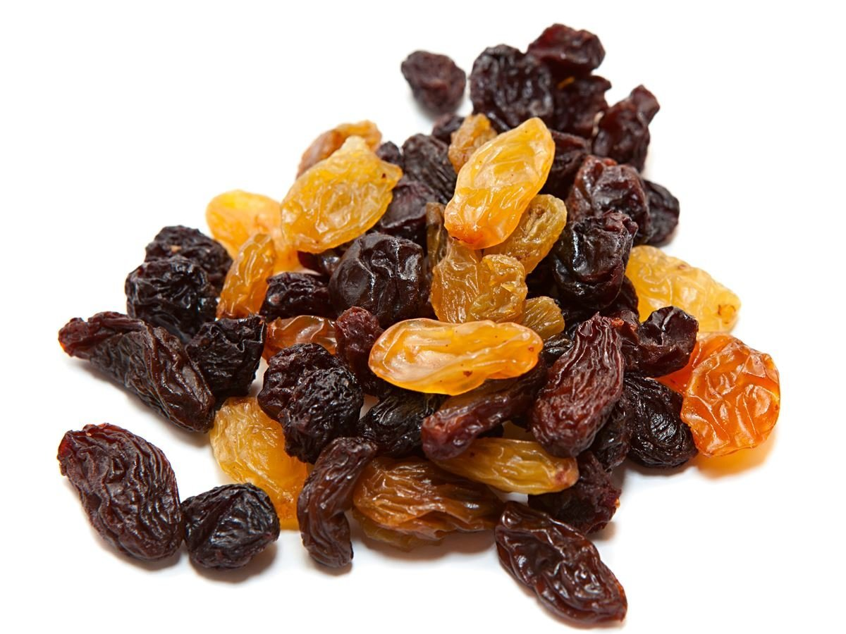Les grands bienfaits des raisins sec pour la santé - The great health benefits of raisins