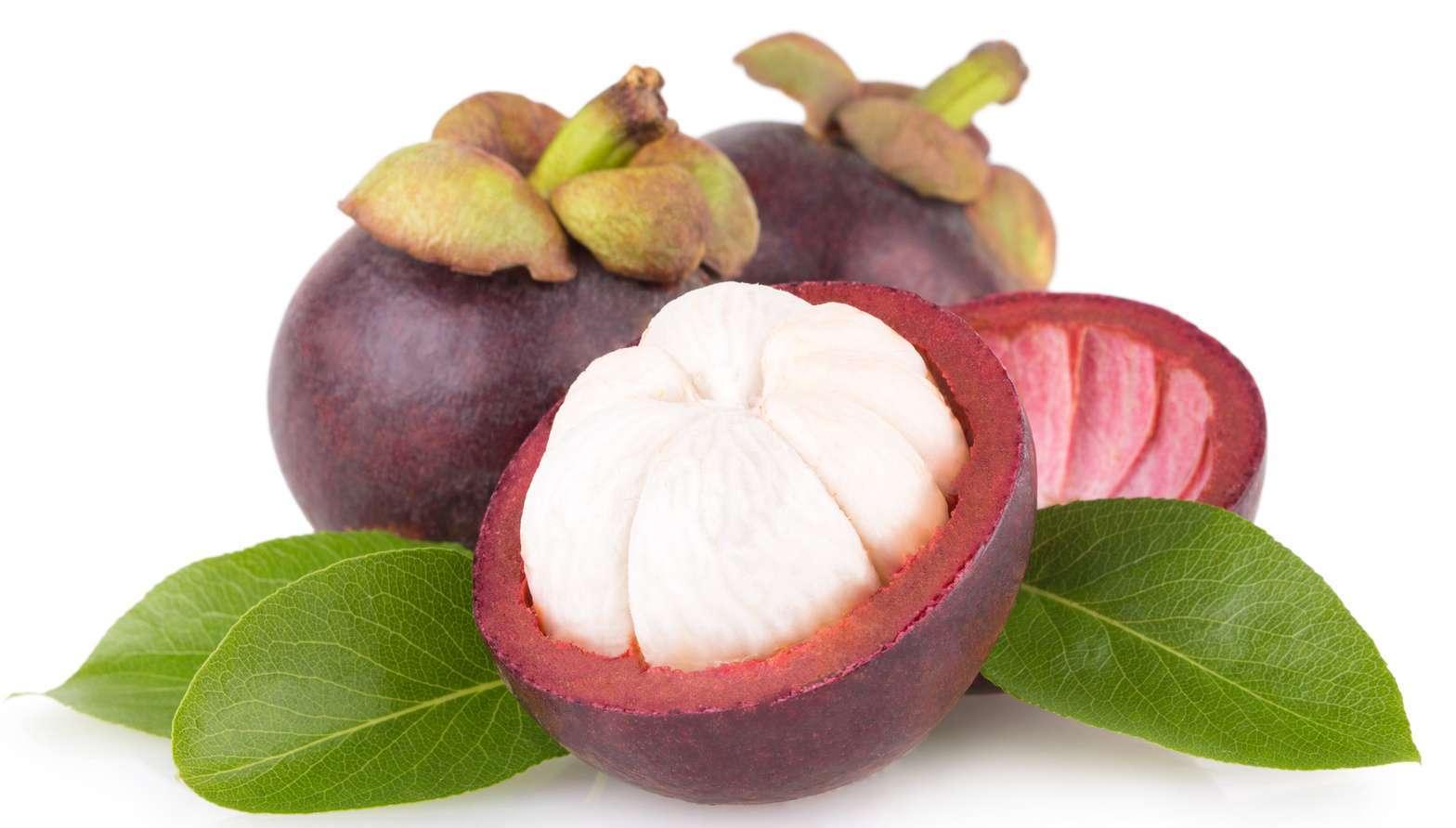 Les meilleurs bienfaits du mangoustan  - أفضل فوائد المانغوستين فاكهه استوائيه