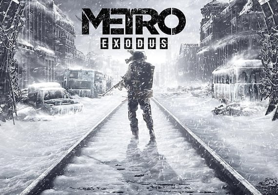 image cover - أفضل ألعاب الرعب على Metro Exodus - PS4