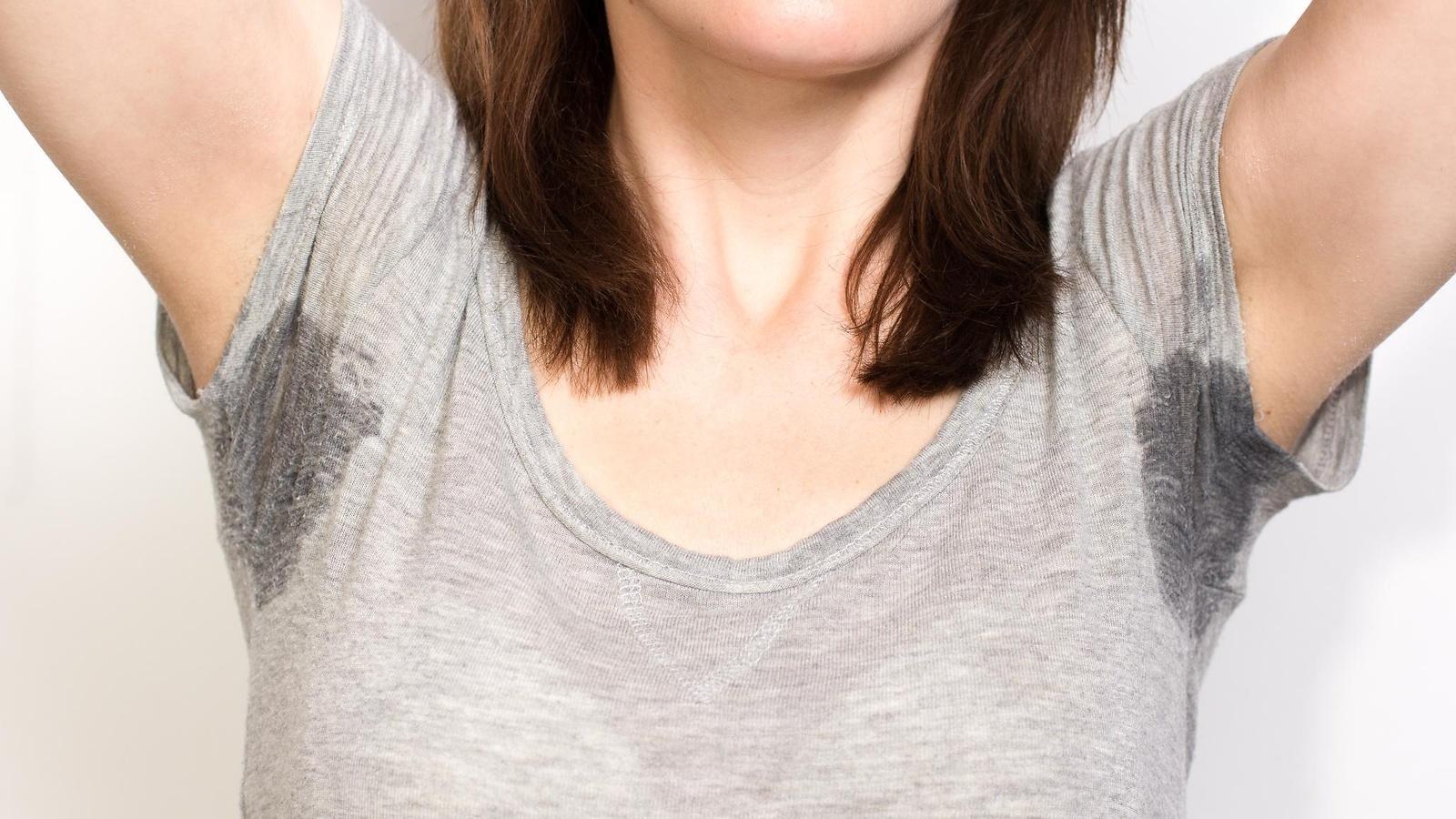 Moyen naturel simple et efficace pour éviter les sueurs embarrassantes  - Moyen naturel, simple et efficace pour éviter les sueurs embarrassantes