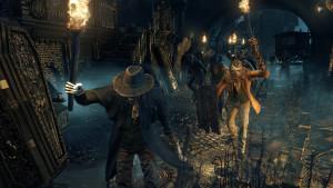 bloodborne monster riot 300x169 1 - أفضل ألعاب النجاة من الصعوبات الهائلة على Bloodborne - PS4
