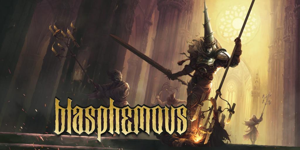 the hunters game 1 2 - أفضل ألعاب الرعب ثنائي الأبعاد على Blasphemous - PS4