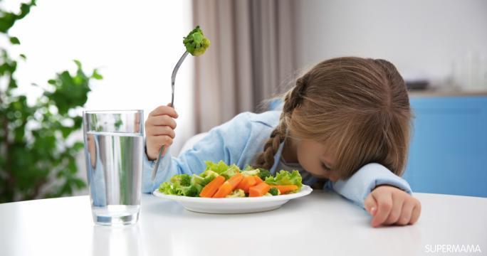 الشهية عند الأطفال - طرق للتغلب على فقدان الشهية عند الأطفال