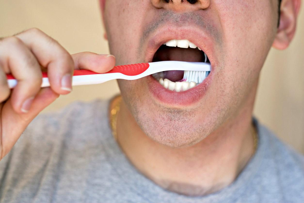 Bain de bouche de 2 minutes pour vous débarrasser de la plaque dentaire  - Bain de bouche de 2 minutes pour vous débarrasser de la plaque dentaire