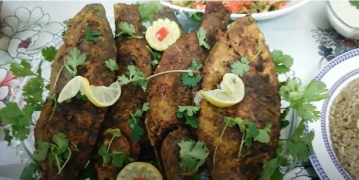 Capture - سمك مقلي مقرمش بالخلطة السرية- Secret du poisson frit à la peau croustillante