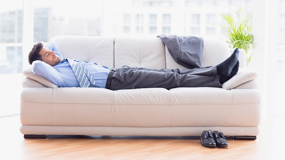La sieste est très essentielle au rythme circadien - Napping is very essential to the circadian rhythm
