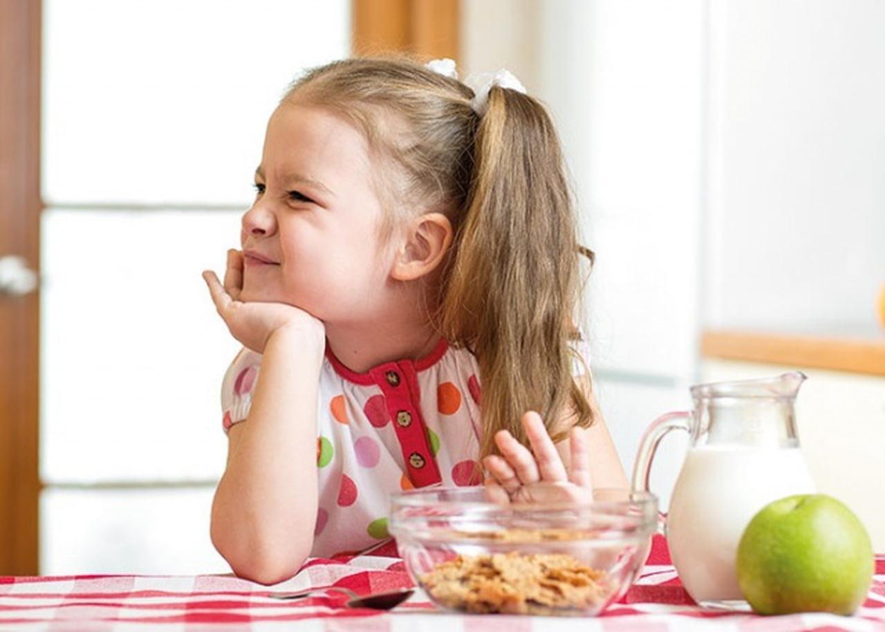 الشهية - معالجة فقدان الشهية عند طفلك