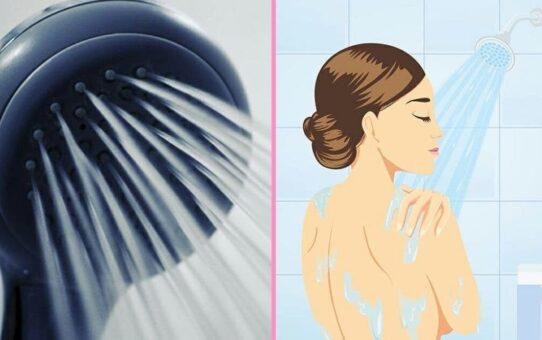 الأول من جسمك الذي تغسله في الحمام يقول الكثير عنك 542x340 - الجزء الأول من جسمك الذي تغسله في الحمام يقول الكثير عنك