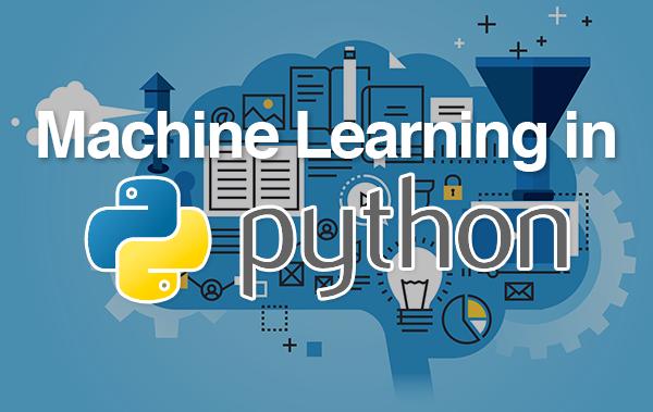 python ml header - لماذا لغة البايثون هيا الاكثر استخداما في مجال تعلم الآلة (machine learning)
