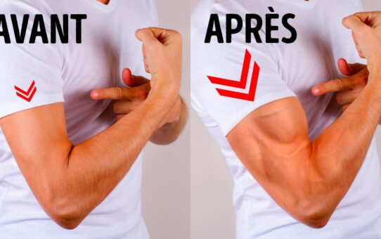 6 simple exercises to get rid of flabby arms 542x340 - 6 simple exercises to get rid of flabby arms
