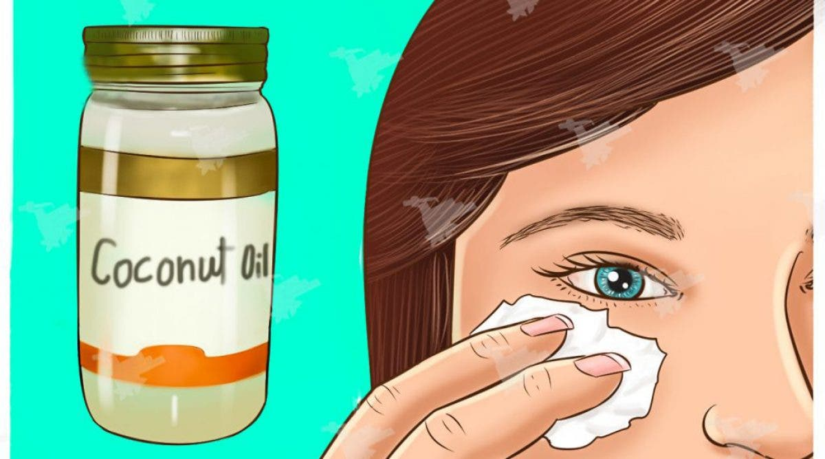 Coconut oil can make you look 10 years younger if you use it for 2 weeks this way - Coconut oil can make you look 10 years younger if you use it for 2 weeks this way