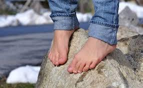 Marcher pieds nus un plaisir naturel excellent pour la sante - Marcher pieds nus : un plaisir naturel excellent pour la santé