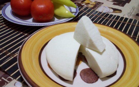 أبيض منزلي سهل و طعمه رائع جداااا 542x340 - جبن أبيض منزلي سهل و طعمه رائع جداااا