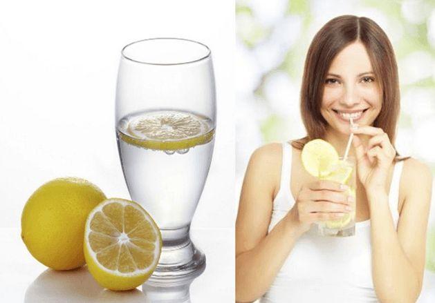 شرب الماء والليمون على الريق للحامل - فوائد شرب الماء والليمون على الريق للحامل