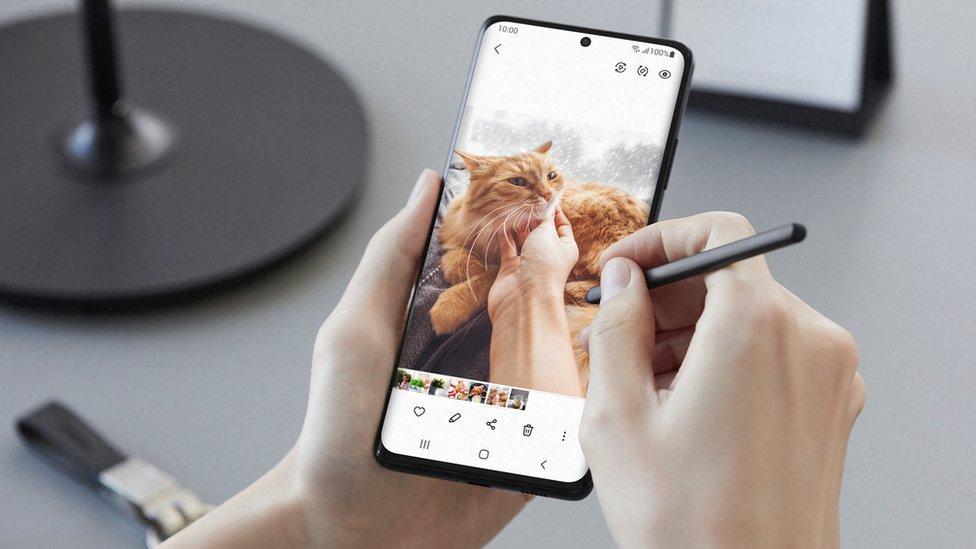 Samsung Galaxy S21 Ultra - مواصفات هاتف Galaxy S21 Ultra 5G.. التقنية الأكثر تشويقًا