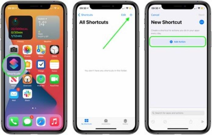 Voici comment ajouter des icones dapplication personnalisees a lecran daccueil iOS 14 - Voici comment ajouter des icônes d'application personnalisées à l'écran d'accueil, iOS 14