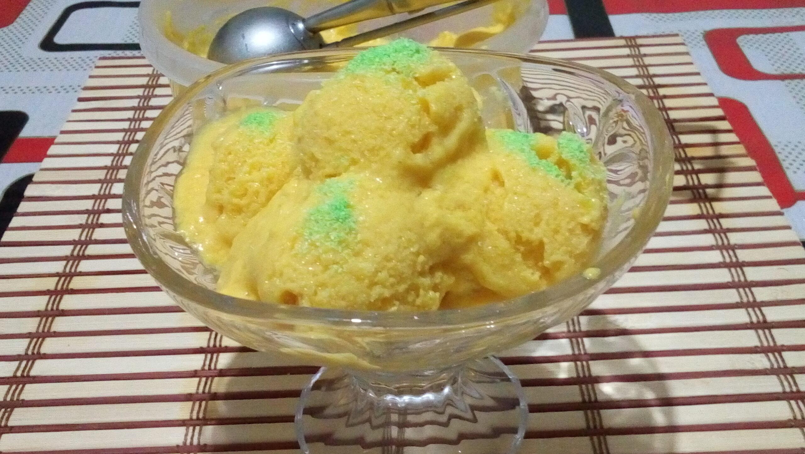 كريم المانجا أحلى تحلية مثلجة scaled - آيس كريم المانجا أحلى تحلية مثلجة