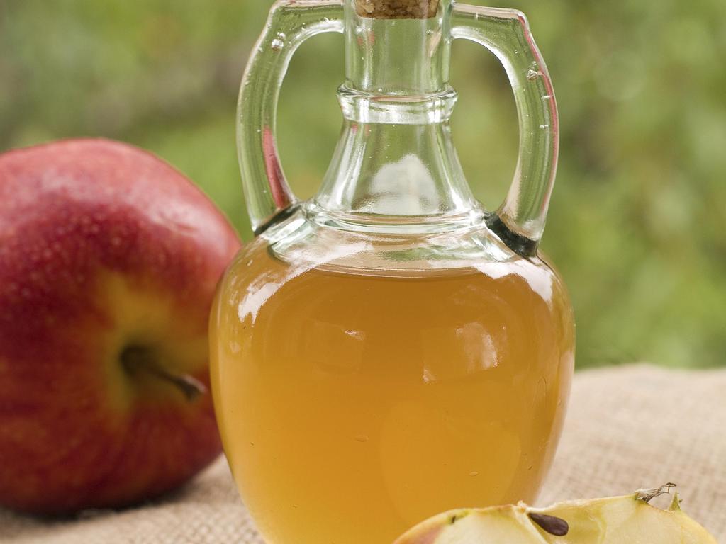 For a porcelain face use apple cider vinegar - For a porcelain face, use apple cider vinegar